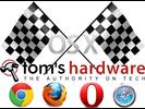Webbrowser Grand Prix: Firefox 15, Safari 6, OS X Mountain Lion
