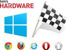 Webbrowser Grand Prix: Chrome 27, Firefox 22, IE10 og Opera Next