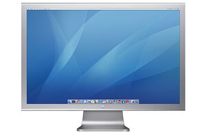 Apple Cinema HD Display 23