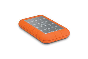 LaCie Rugged Hard Disk 500GB USB