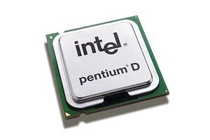 Intel Pentium D 915