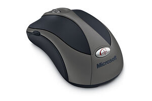 Microsoft Wireless Notebook Optical Mouse 4000