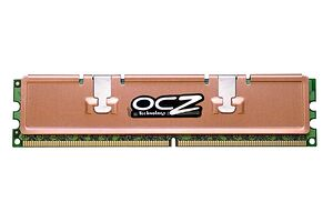 OCZ DDR 256MB PC-3200 Value Series (CAS 2.5)
