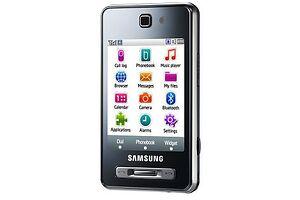 Samsung TouchWiz SGH-F480