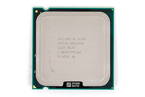 Intel Pentium Dual-Core E6300