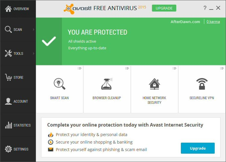 antivirus computer software free