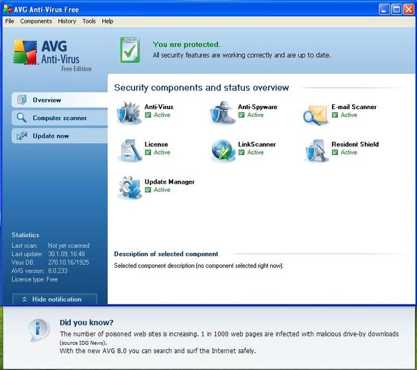 image of old AVG look