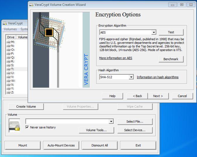 Download VeraCrypt  Mac OSX  v1 19  gratis   open source  - AfterDawn