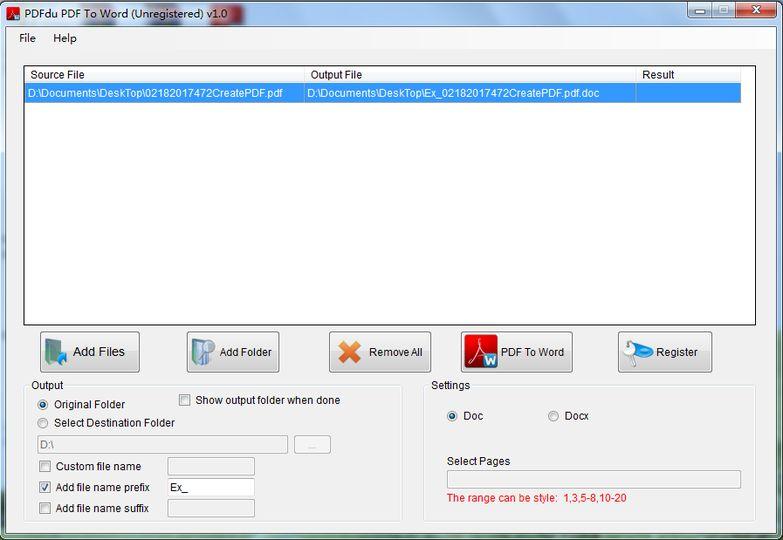 pdf to word converter tool download