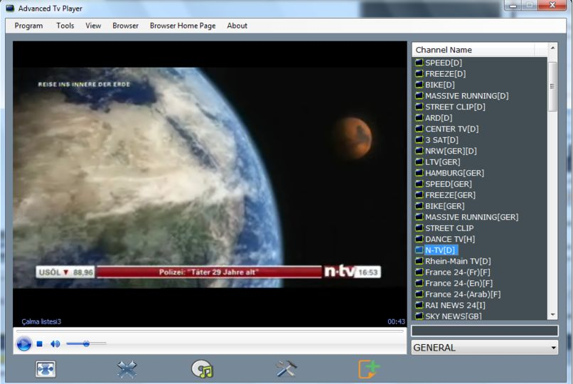 M3 movie player software
