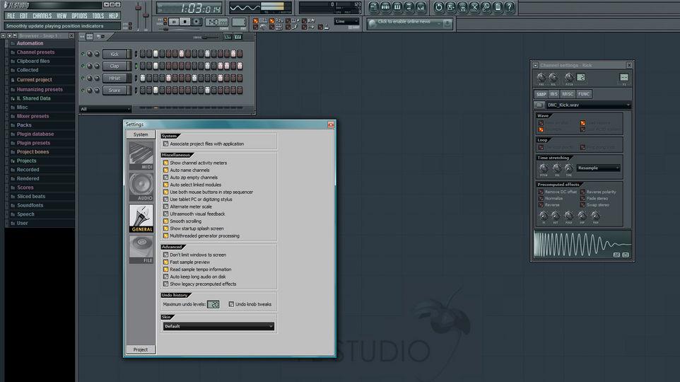 Download FL Studio v12.1.3 - AfterDawn: Software downloads