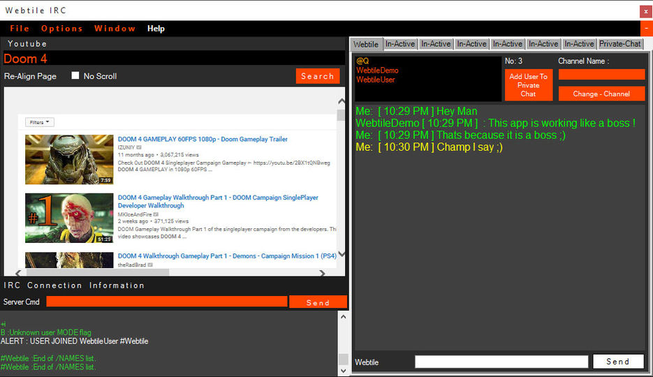 Irc Client Download Freeware