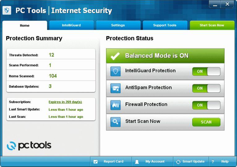 Download Pc Tools Internet Security 2012 V9 0