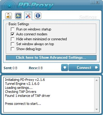 Download PD-Proxy v2.2.0 (freeware) - AfterDawn: Software downloads
