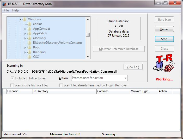 Trojan remover v6 7 6 winall incl keygen and patch brd
