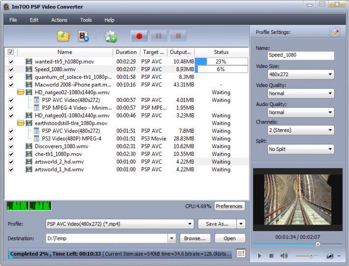 Imtoo 3gp video converter license code free