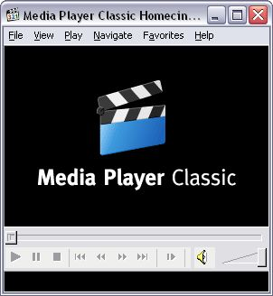 Media Player Classic Windows 7