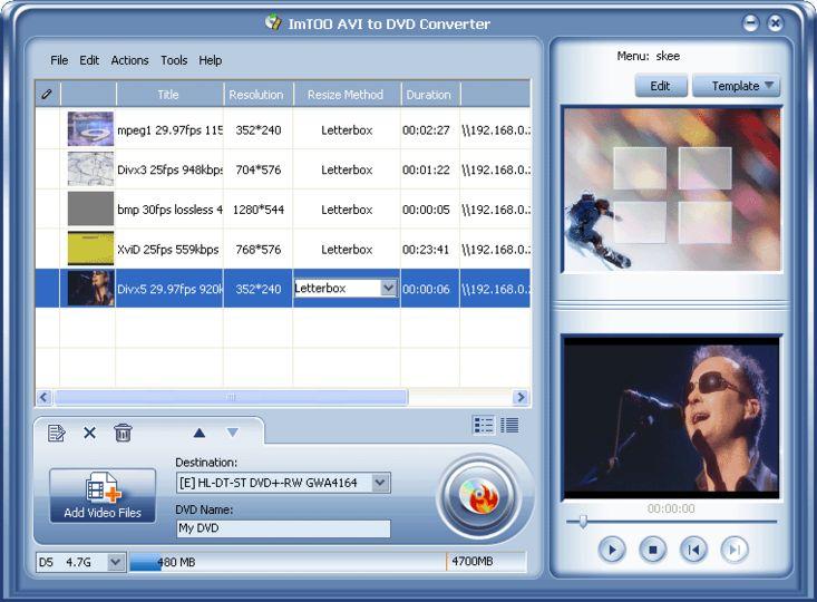 Xilisoft avi to dvd converter - скачать бесплатно - softportal com.