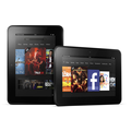 Amazon lanserer Kindle Fire HD