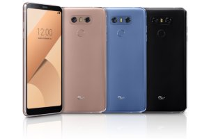 LG esitteli uuden G6+-huippupuhelimen