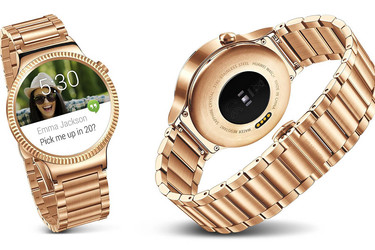 Arvostelu: Huawei Watch - �lykello tyylitietoisille?