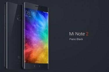 Xiaomi esitteli todellisen teho�lypuhelimen � t�llainen on Mi Note 2