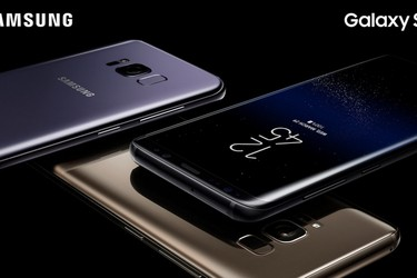 Galaxy S8:stä raportoitu Wi-Fi- ja latausongelmia