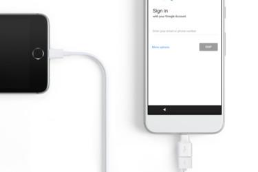 Tietojen siirto iPhonesta Androidiin: Googlen Pixel-puhelimissa se on tehty helpoksi