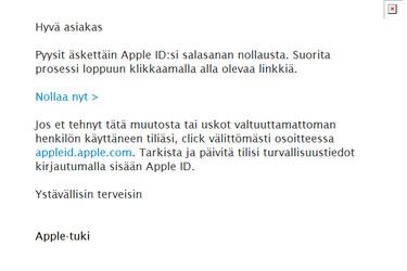 iPhone-käyttäjiä huijataan Suomessa – Älä haksahda tähän