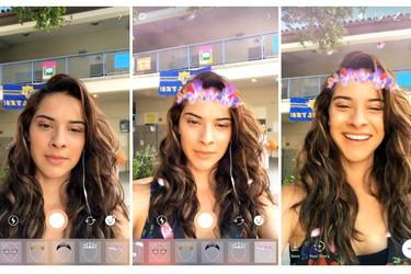 Instagram otti ja kopioi Snapchatin AR-ominaisuuden