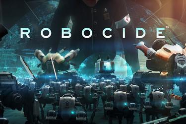 Suomalaiselta hittipelin kehitt�j�lt� uusi peli: Robocide