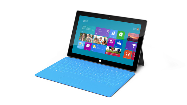Microsoft for�rer Surface og Lumia 920 v�k p� BUILD konferencen