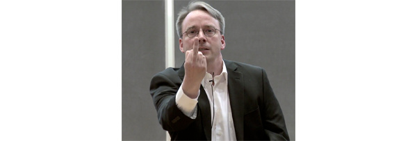 "Linus Torvalds: ""Nvidia, Fuck You!"""