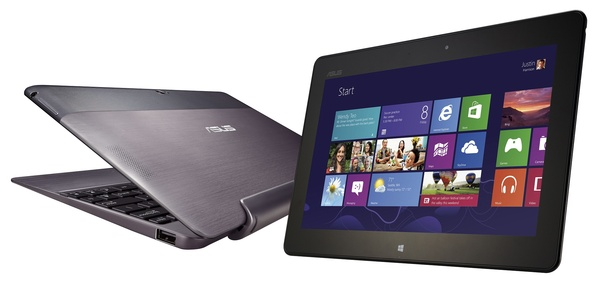 Asus esitteli Vivo Tab Windows 8 ja Windows RT -tabletit