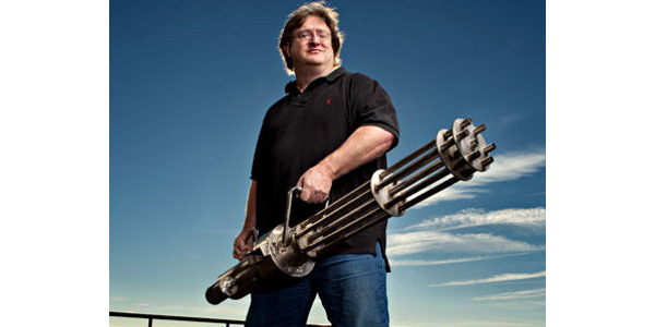 Valves direktr Gabe Newell: &quot;Windows 8 er en katastrofe&quot;