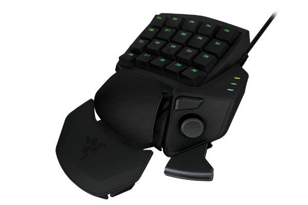 Razer lancerer gaming tastaturet Orbweaver uden qwerty taster