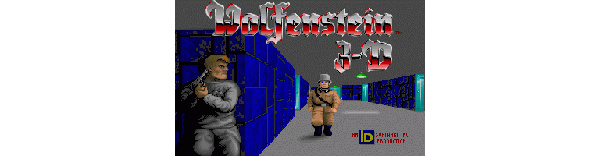 Wolfenstein 3D fylder 20 r, spil det gratis i din browser
