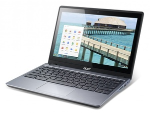 Acer prices new C720P touchscreen Chromebook at just $299