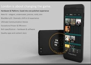 PlayBook to be updated to BlackBerry 10 later this year