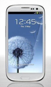 Samsung julkaisi Galaxy S III:n: 4,8 tuumaa 720p resoluutiolla