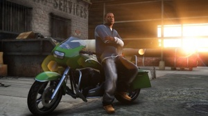 The new 'Grand Theft Auto 5' screenshots look great