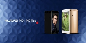 MWC: Huawei unveils P10 and P10 Plus smartphones