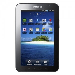 Samsung Galaxy Tab sales hit 600,000