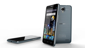 CES: Alcatel shows off 'world's thinnest smartphone'