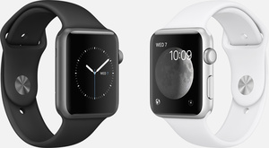 Apple Watch updated with the new Series 2