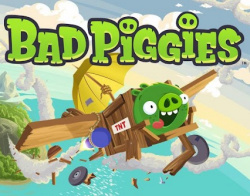 Nep 'Bad Piggies' app installeert adware
