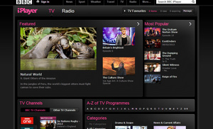 BBC to run shows on iPlayer before broadcast TV