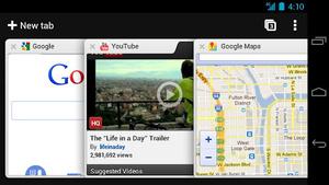 Chrome browseren endelig p� Android Market