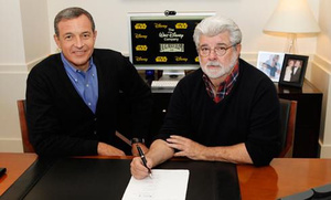 Walt Disney to buy Lucasfilm; Star Wars: Episode 7 in 2015