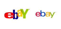 eBay shows off new logo